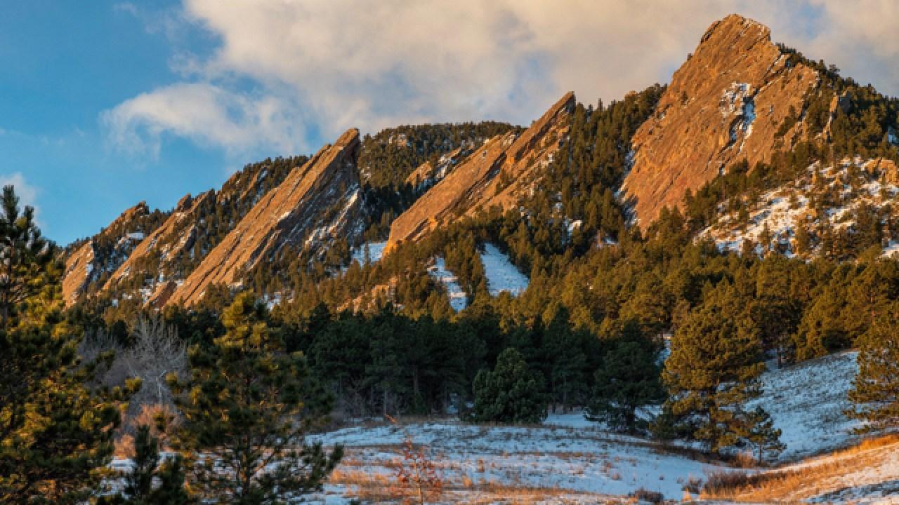 Boulder County trails finden Sie unter erhöhen der Besucher landesweite stay-at-home, um verhindert, dass viele andere Aktivitäten