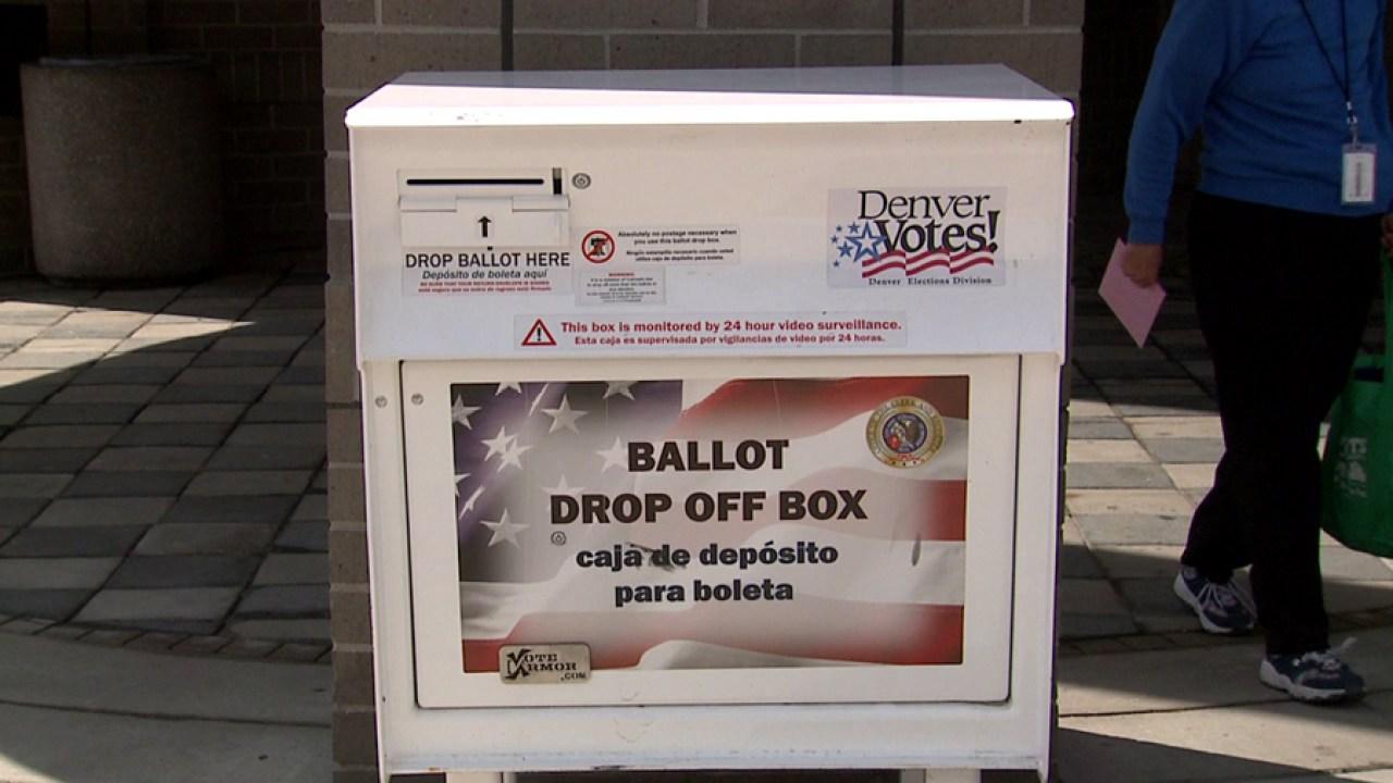 Was ist, wenn Sie bereits gestimmt haben für einen Kandidaten hat, fiel aus dem Präsidentschafts-Rennen?