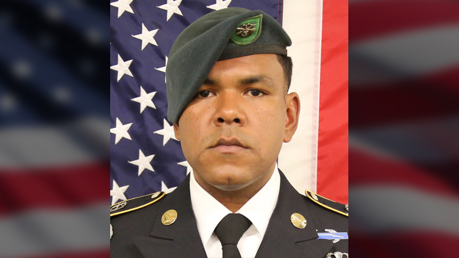 Master Sgt. Micheal B. Riley