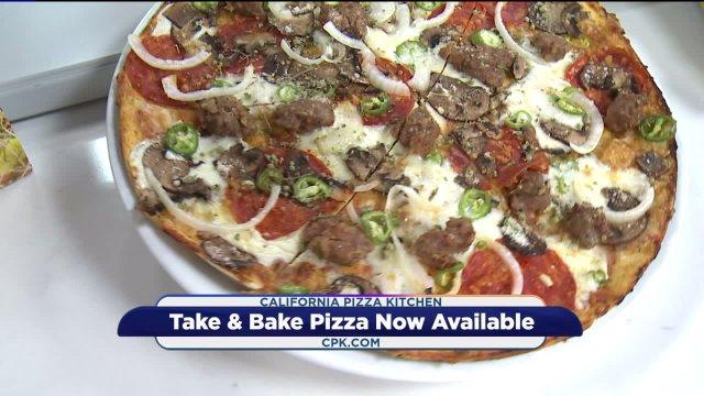 Take Bake California Pizza Kitchen Fox31 Denver