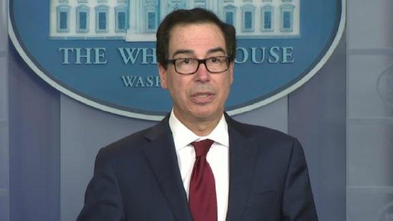 US tax filing deadline verschoben auf Juli 15, Mnuchin sagt