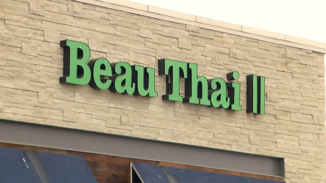 Mehrere Gesundheits-code-Fehler bei ausgefallenen restaurants