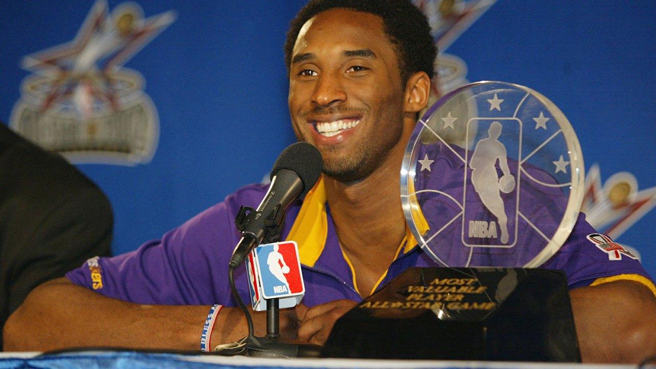 NBA All-Star Game MVP Βραβείο είναι τώρα ο Kobe Bryant Βραβείο του MVP