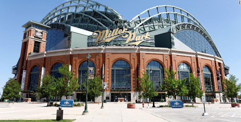 It's so cold in Milwaukee that the Brewers had to cancel their 'Arctic Tailgate'