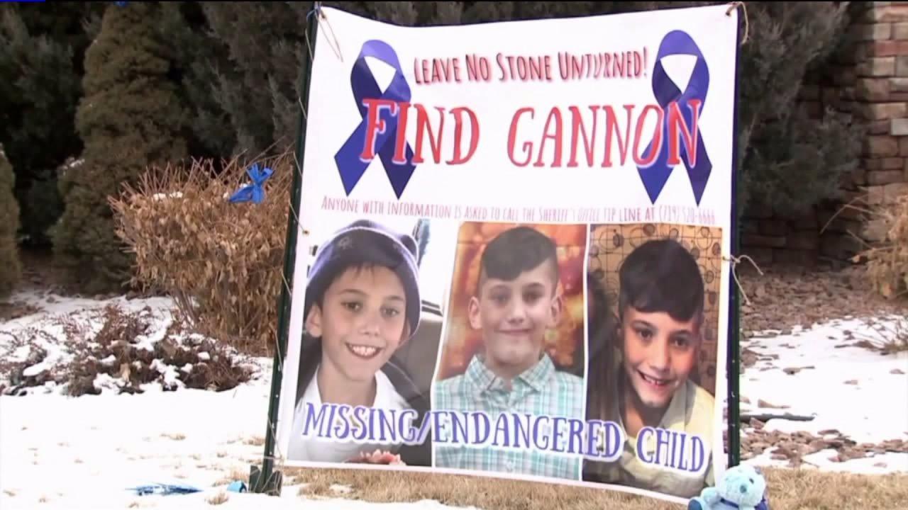 Αρχές στενό σε μία περιοχή όπως η αναζήτηση για Γκάνον Stauch συνεχίζει