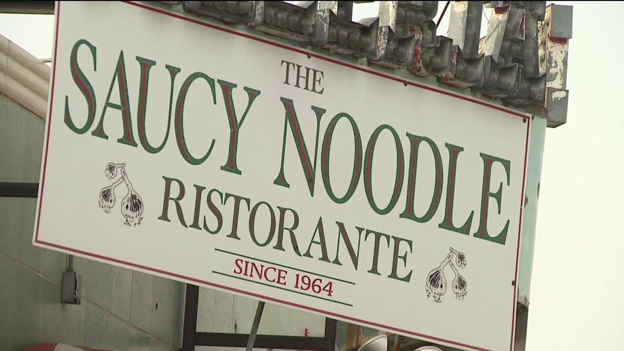 Saucy Noodle owners 'blindsided' by demolition application