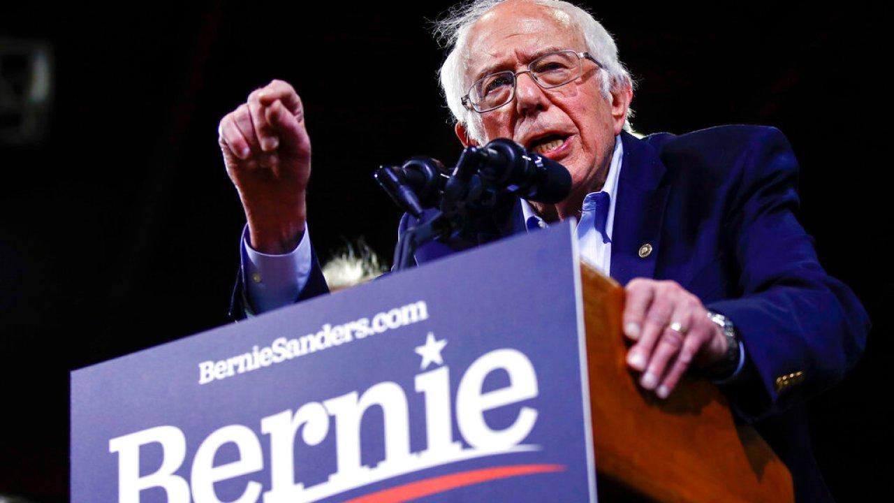 Bernie Sanders Tropfen aus der 2020-Rennen, clearing Joe Biden den Weg in die Demokratische Nominierung