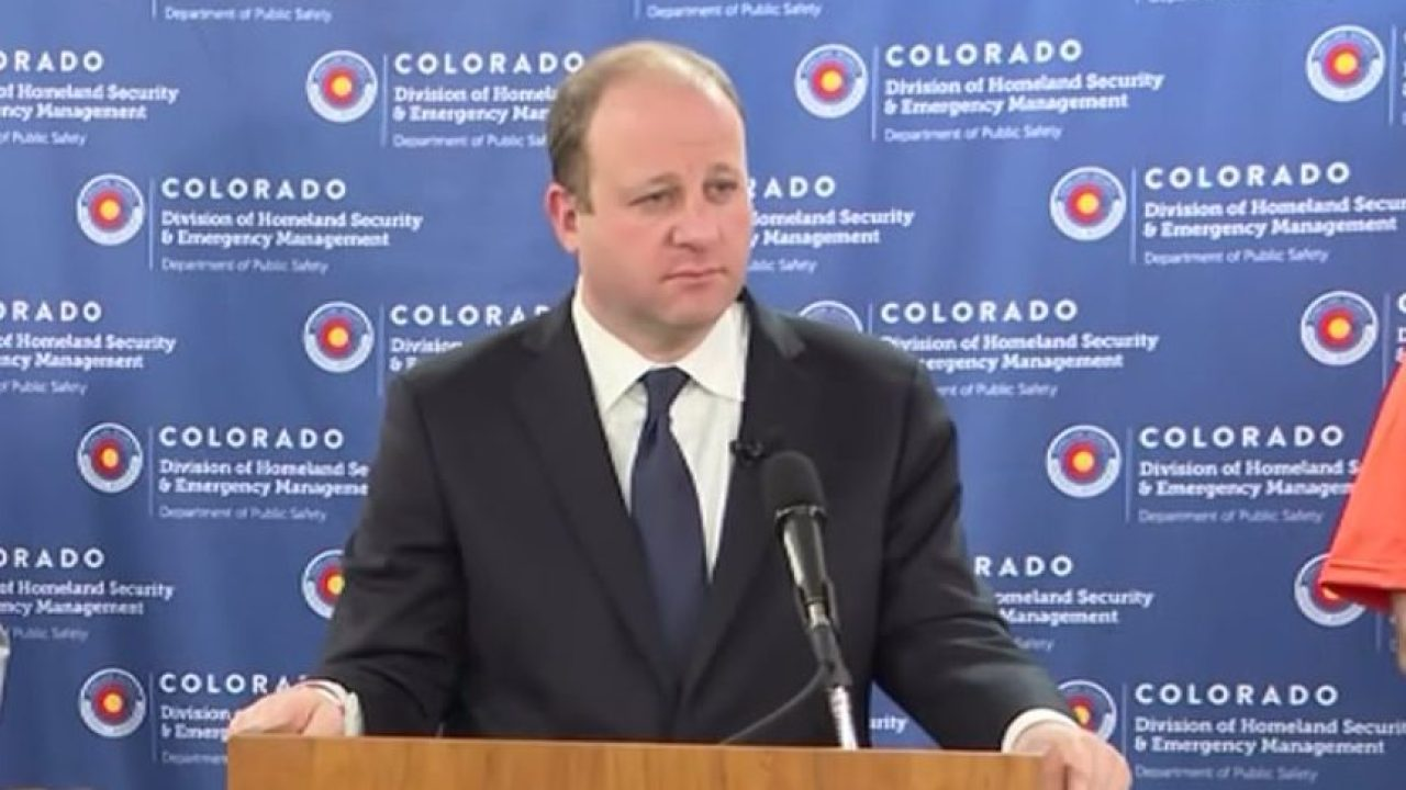 Polis erstreckt Colorado stay-at-home, um April 26