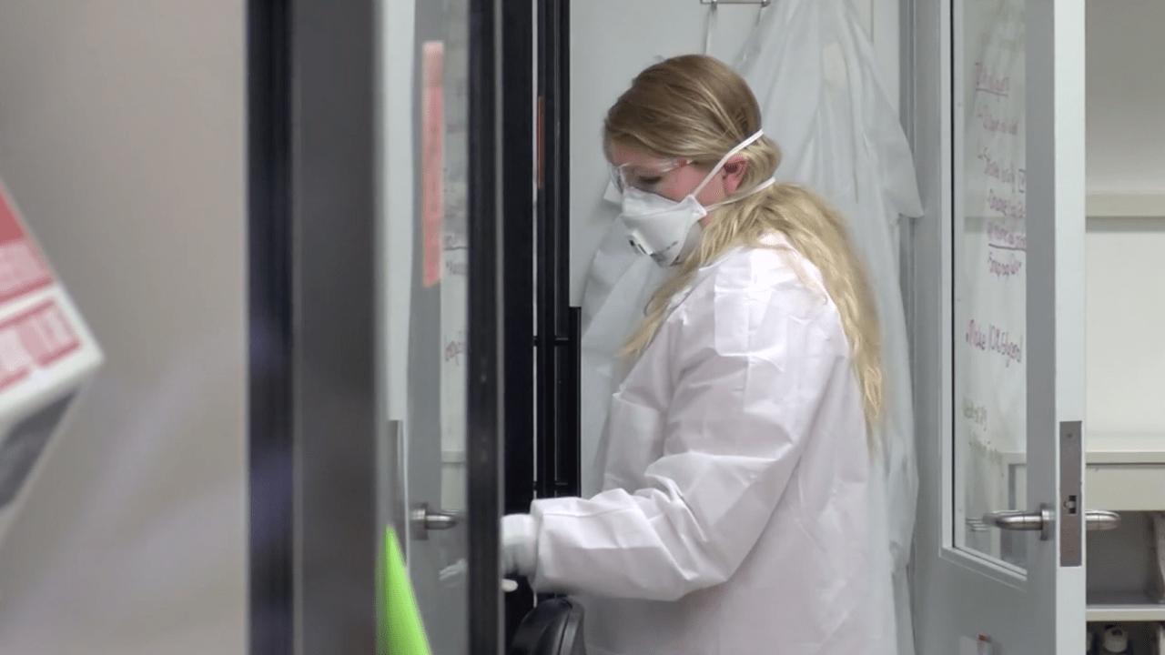 Coronavirus-test kommen, aber wer bezahlt es?