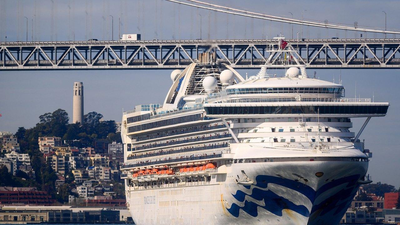 Δυο ακόμα στο κρουαζιερόπλοιο Grand Princess μηνύει Princess Cruise Lines για $1 εκατ. ευρώ πάνω από coronavirus χειρισμό