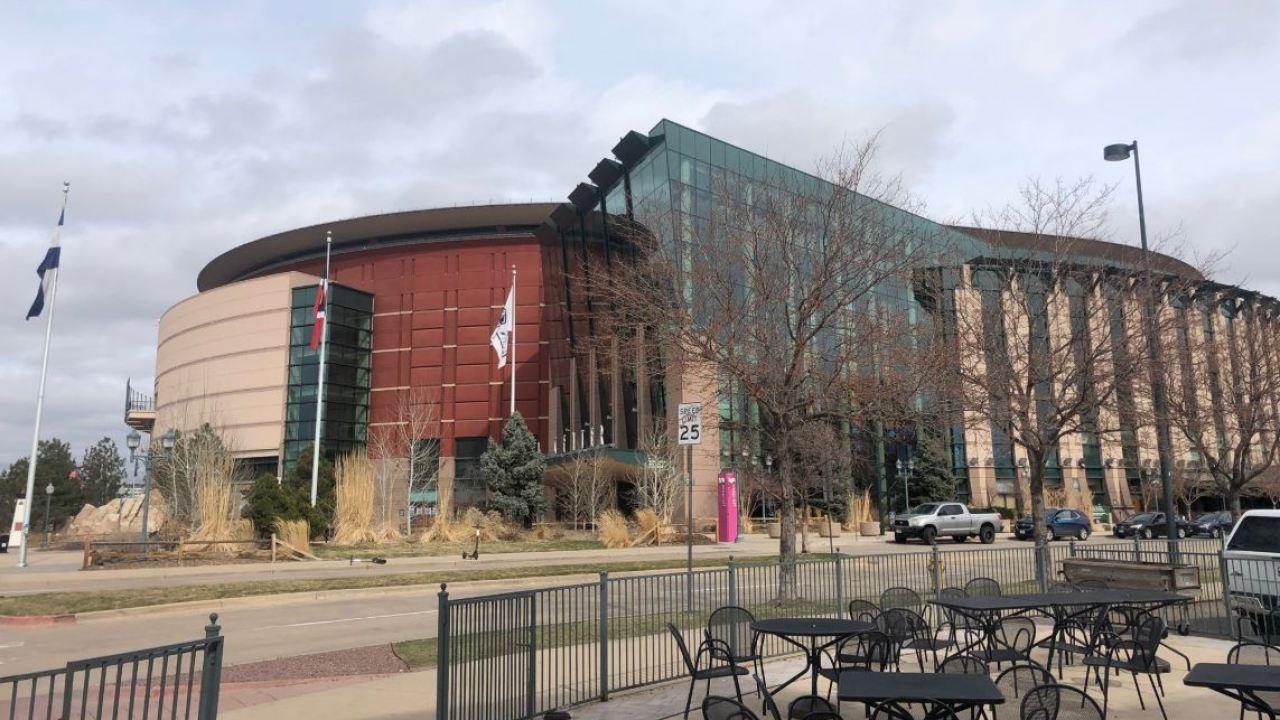 NBA、NHL停止影響、地元企業近くにペプシセンター