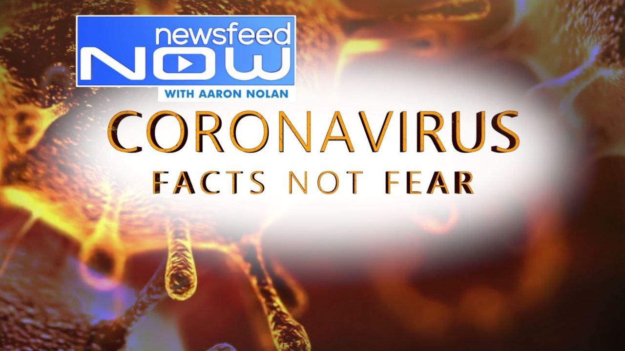 Coronavirus-Berichterstattung: Stornierungen über das Land, Rotes Kreuz betrifft, und der Weg zu einem Impfstoff