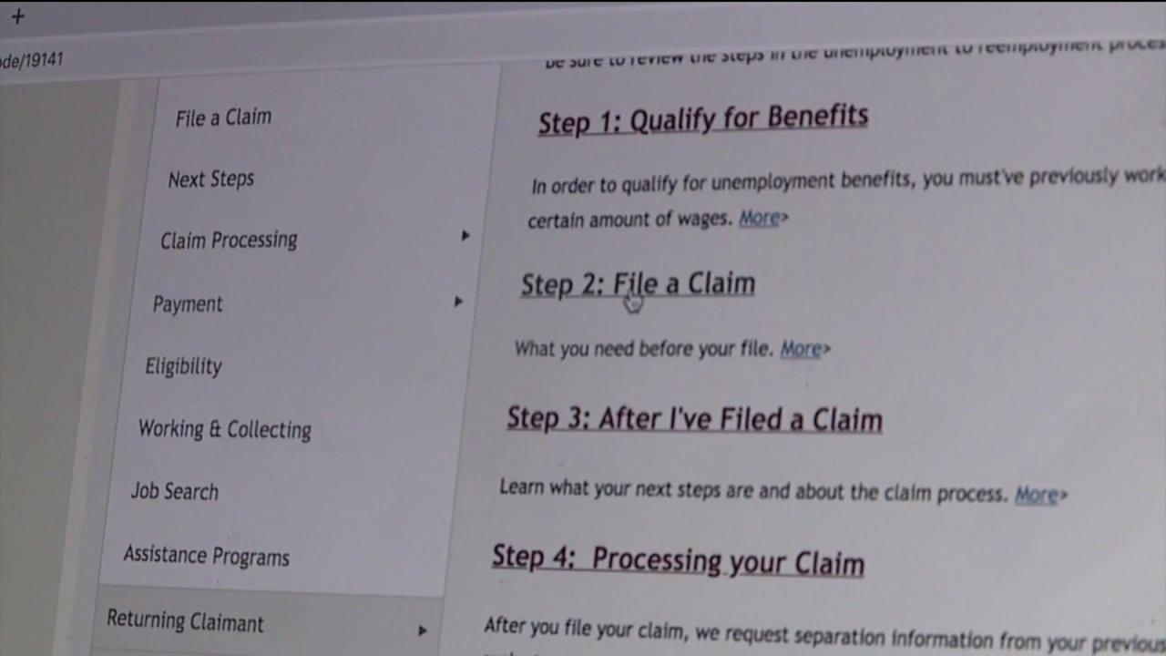 Κολοράντο κάνει αλλαγές στην ανεργία κατάθεσης διαδικασία για να προσπαθήσει να αποτρέψει το σύστημα κολλάει