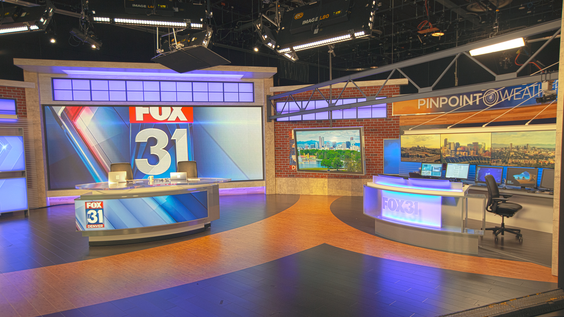 Need A Virtual Background For A Zoom Meeting Try These Images Of Fox31 Channel 2 Studios Fox31 Denver