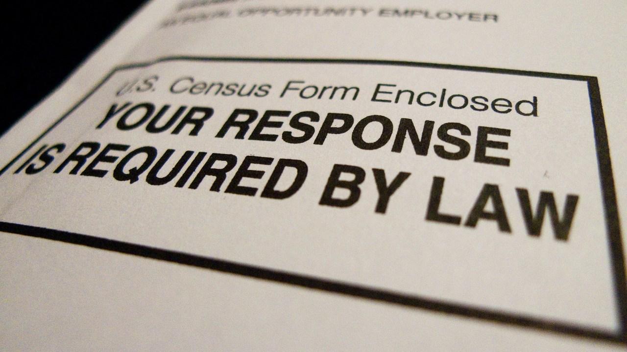 Mittwoch ist Volkszählung Tag. Hier ist, wie Sie Ihren Fragebogen online