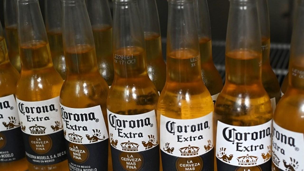 Mexiko hält was Corona Bier nach brewer als nicht-essentiell in der Pandemie