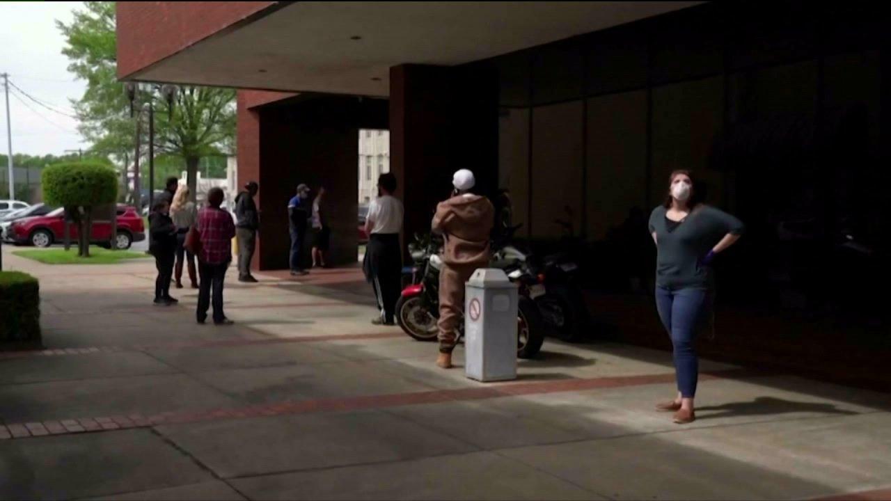 失業保険申請件数にコロラド州のための自己採用
