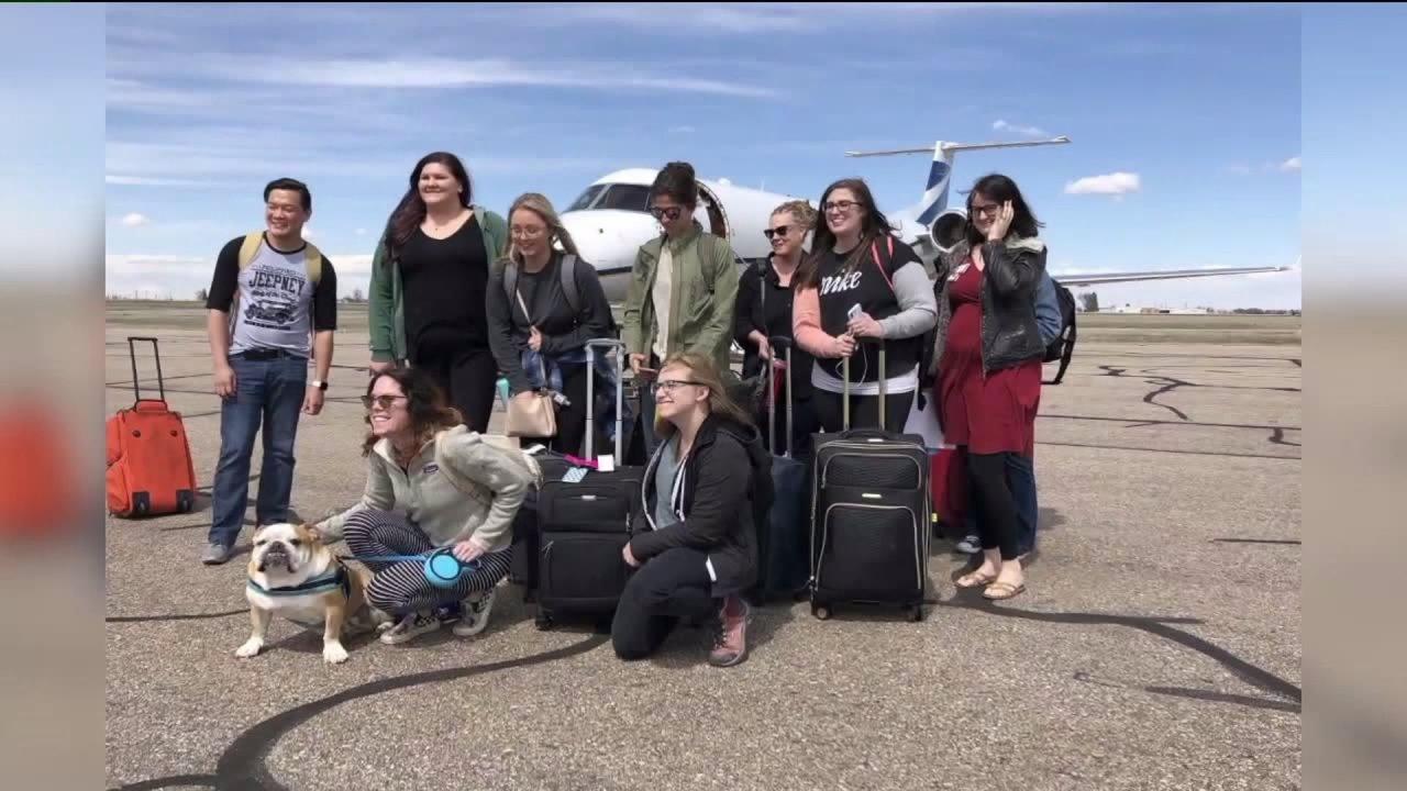 Tambahan staf medis terbang ke Colorado untuk membantu melawan COVID-19