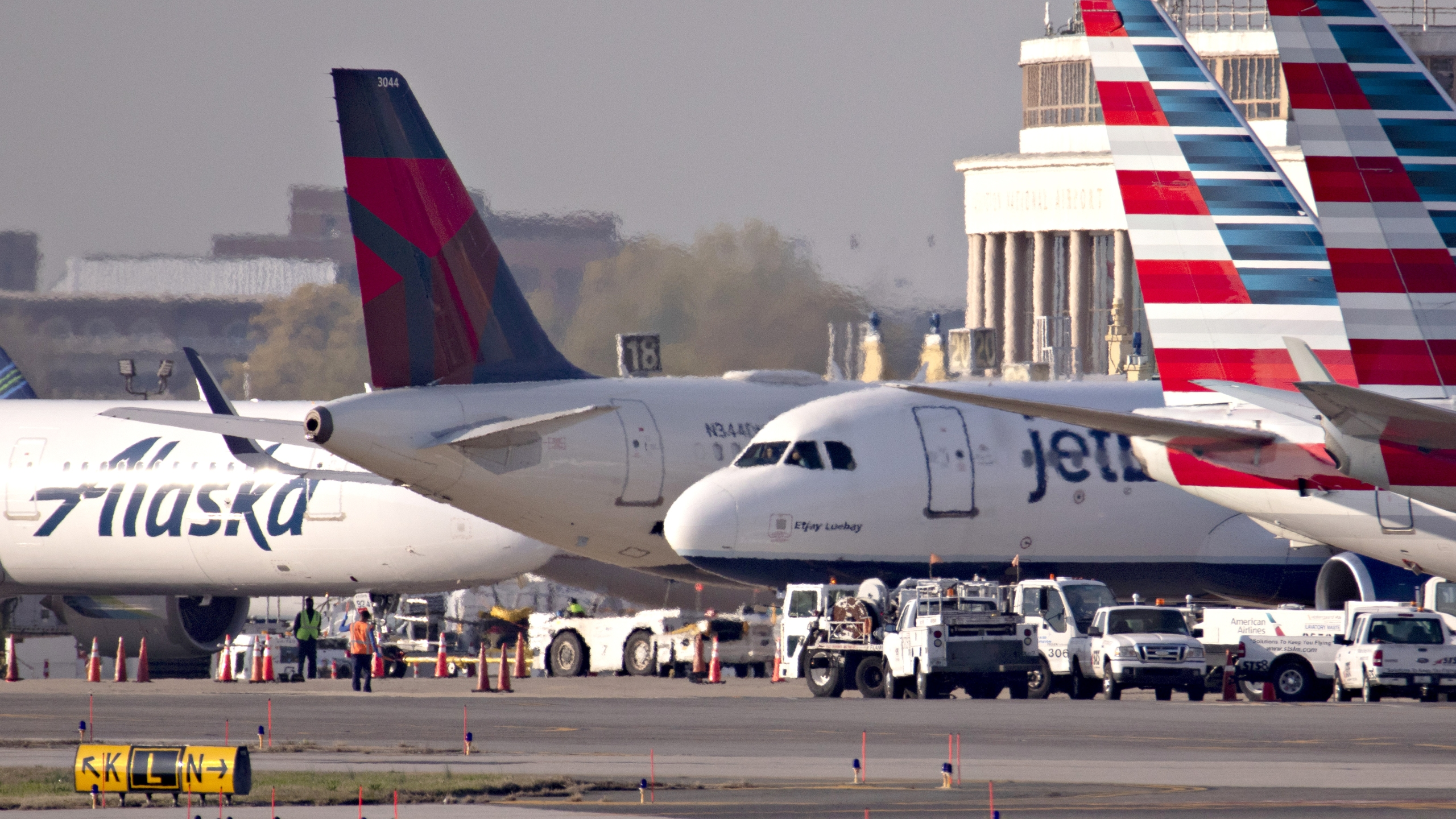 Airlines say massive job cuts are inevitable after bailout money ...