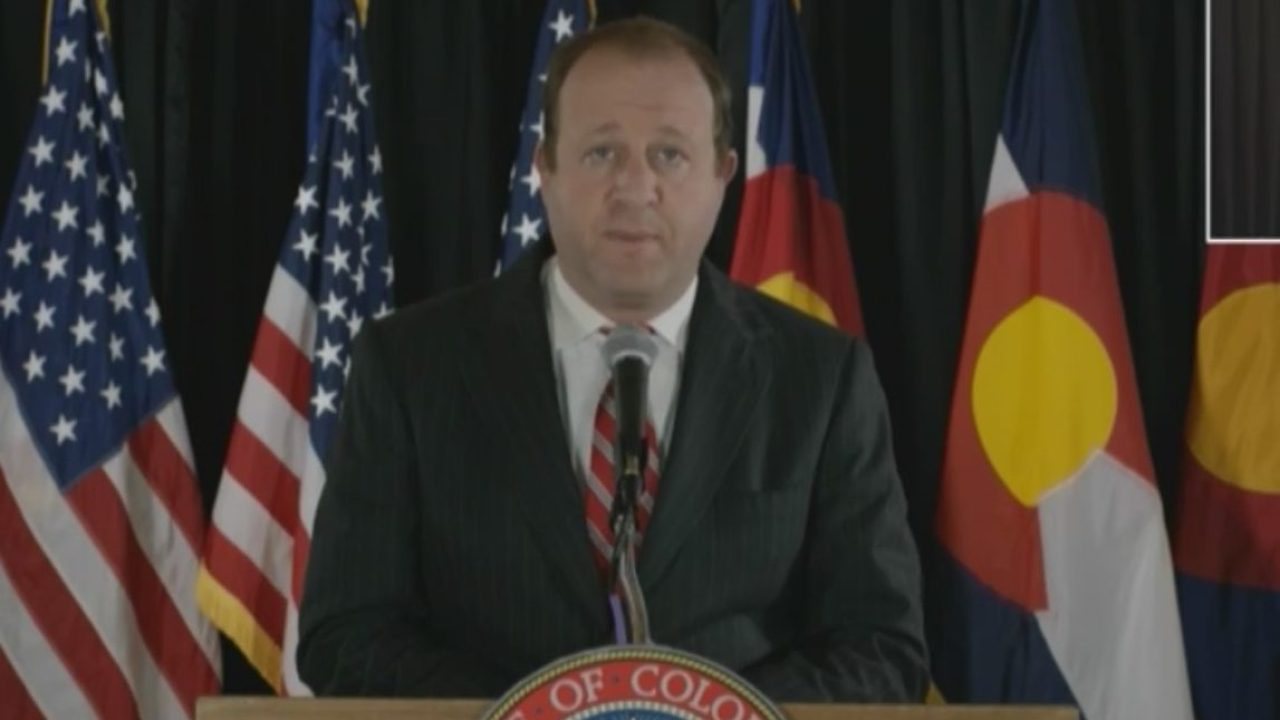 Gov. Polis approves deployment of Colorado National Guard to Denver, comments on demonstrations