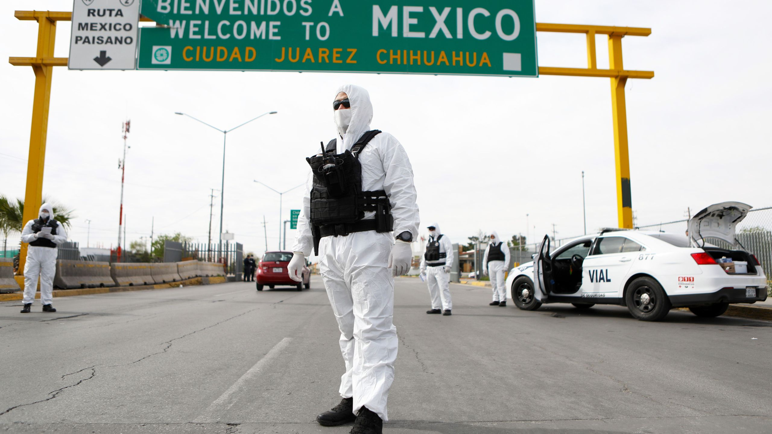 U S Mexico Travel Restrictions Extended Through July 21 Fox31 Denver