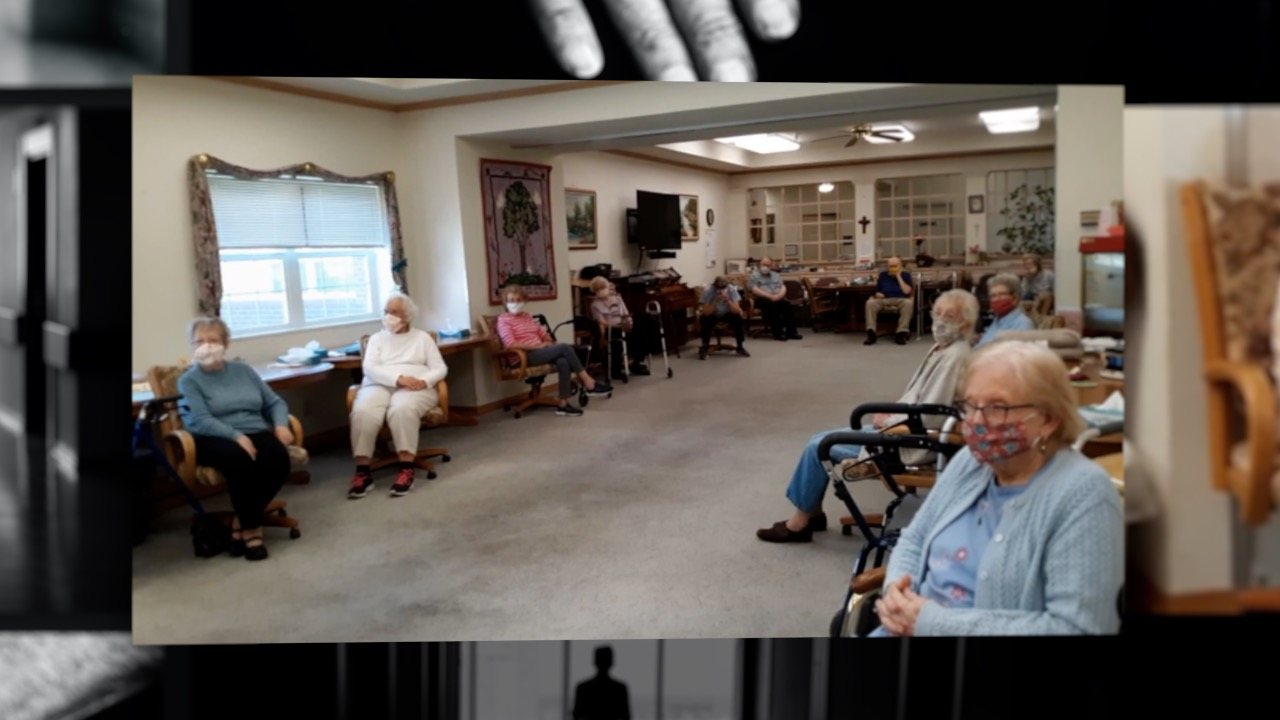 Julesburg nursing home residents