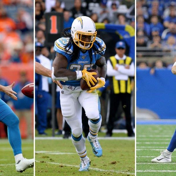 2020 Denver Broncos free agent additions