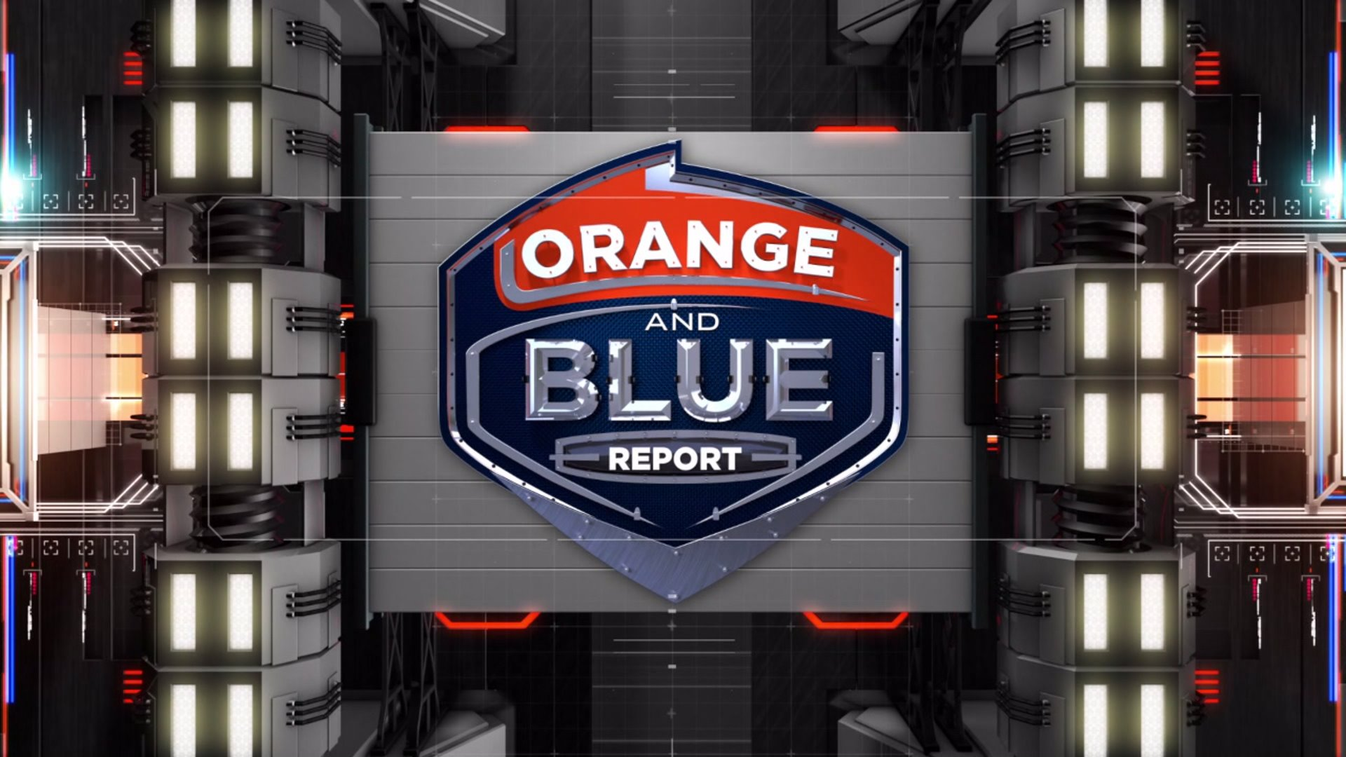 Orange and Blue Report