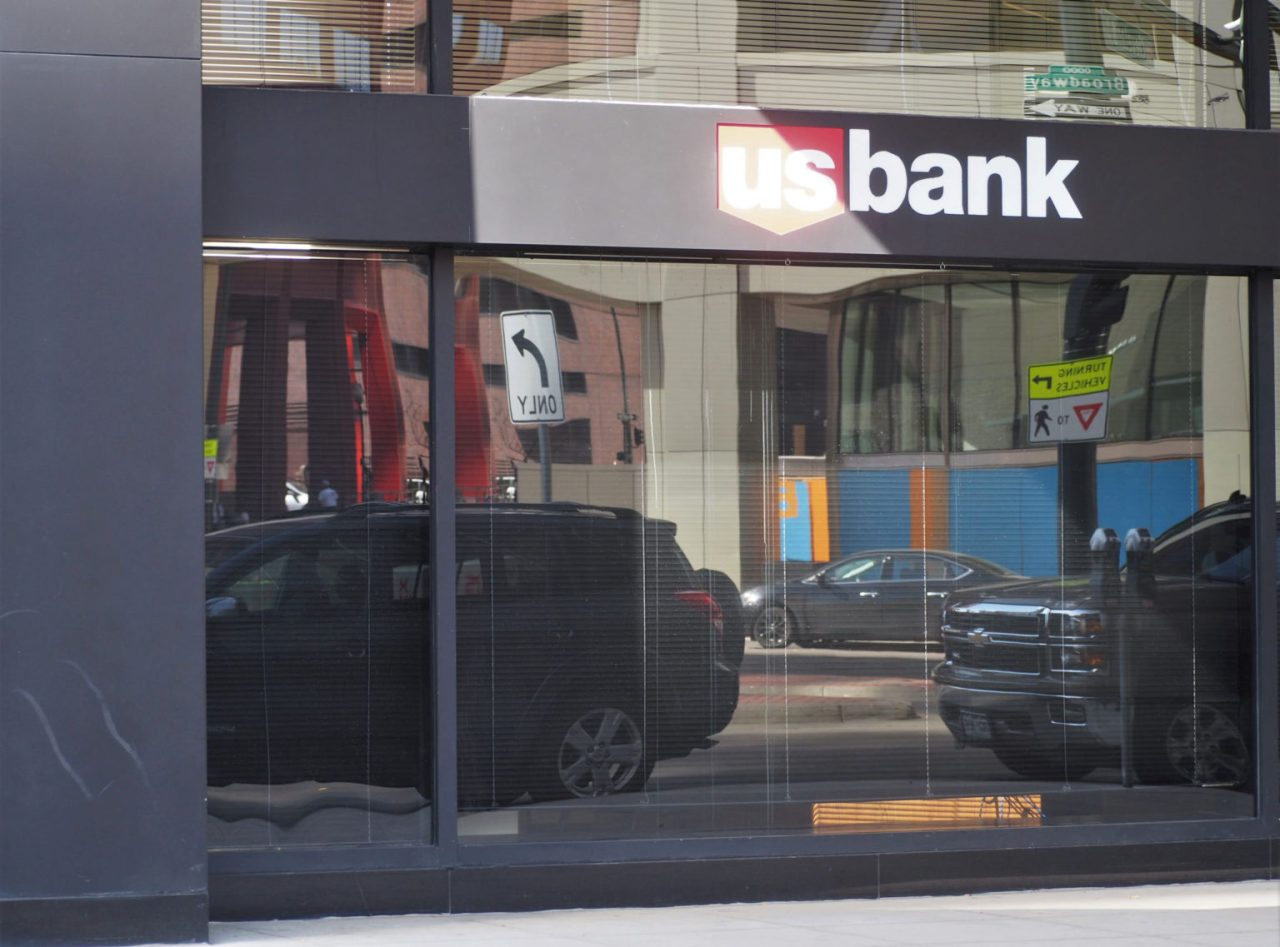The U.S. Bank branch at 1625 N. Broadway will not reopen. The Minnesota-based company said Thursday that it is closing a total of 26 branches in the state