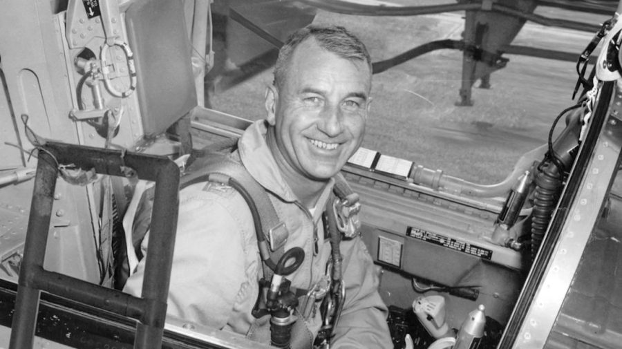 U.S. Air Force Colonel Harry Shoup