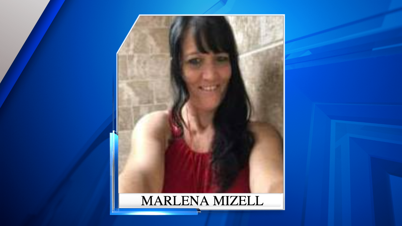 Marlena Mizell, missing from South Fork