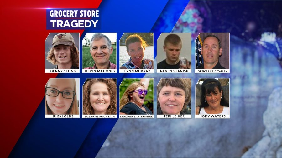 Boulder grocery store shooting victims