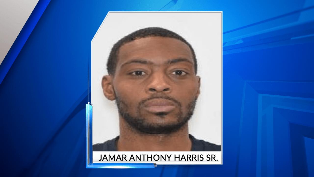 Jamar Anthony Harris Sr. headshot